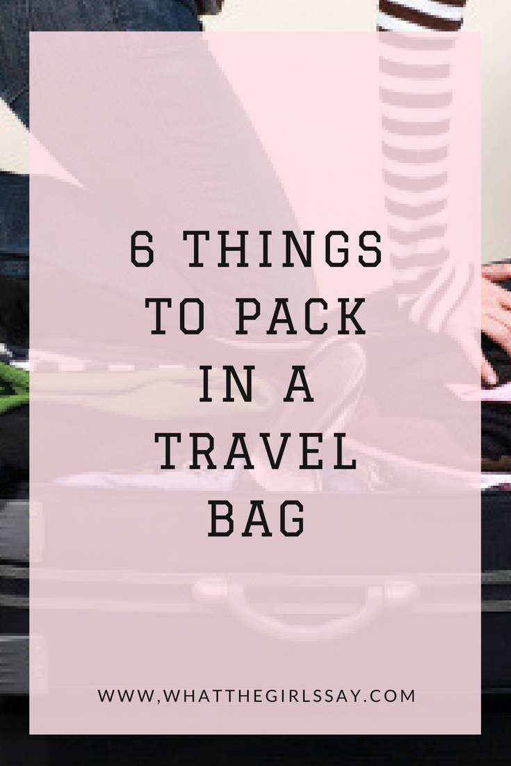Packing Tips for Travel - whatthegirlssay.com