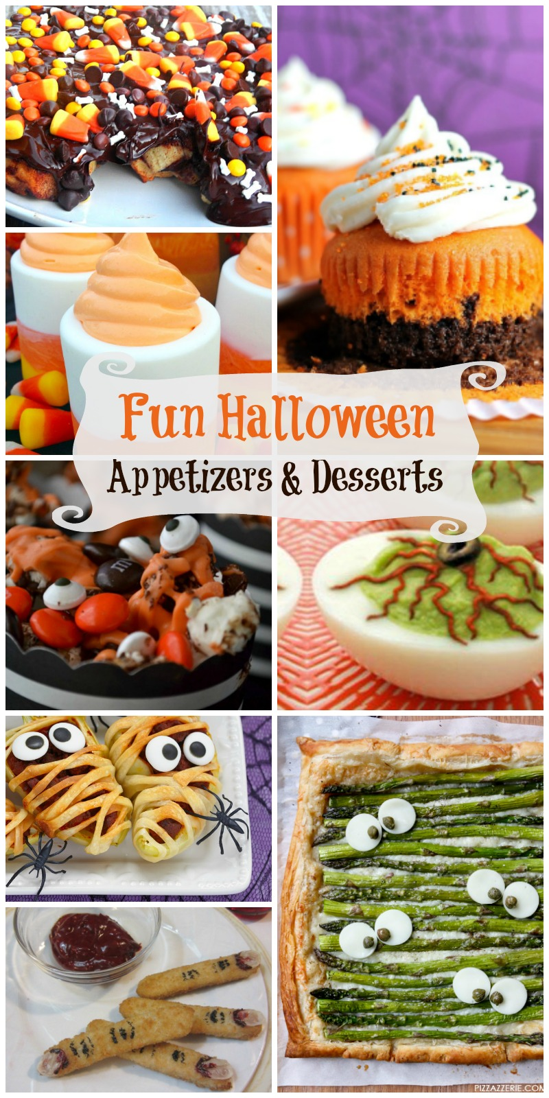 Halloween Desserts And Appetizers
