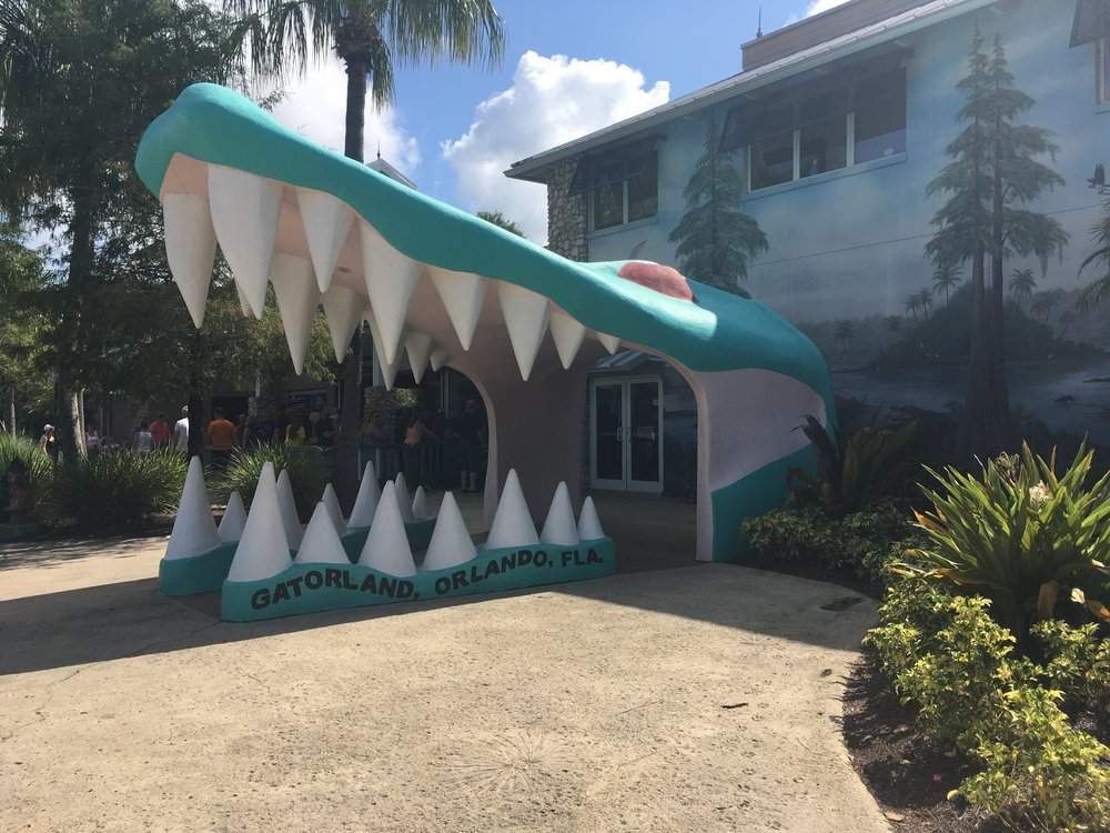 Gatorland - the must do's and must see's at Gatorland.  Gatorland is not just a zoo, but so much more.  You can go Ziplining over Gators, Feed the gators, and even Wrestle the gators. Check out why we would consider Gatorland to be a Bucket List Adventure!