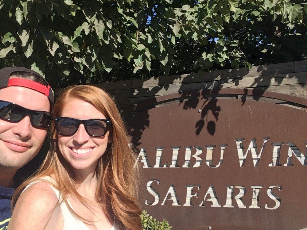 Malibu Wine Safari Review