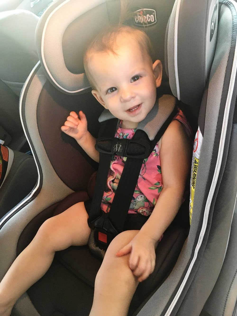 Chicco NextFix ix Car Seat Review