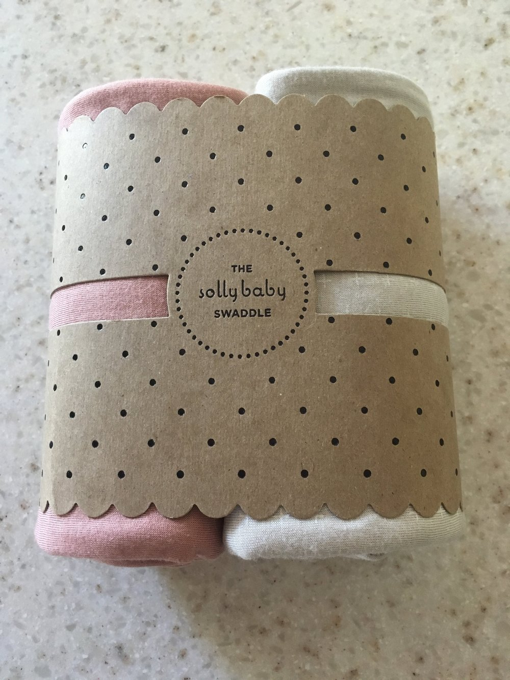Solly Baby Swaddle Blanket Review
