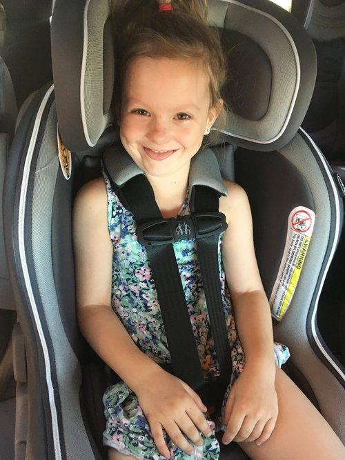 Chicco Car Seat Nextfit Ix Newborn To Preschool Our Kind Of Crazy
