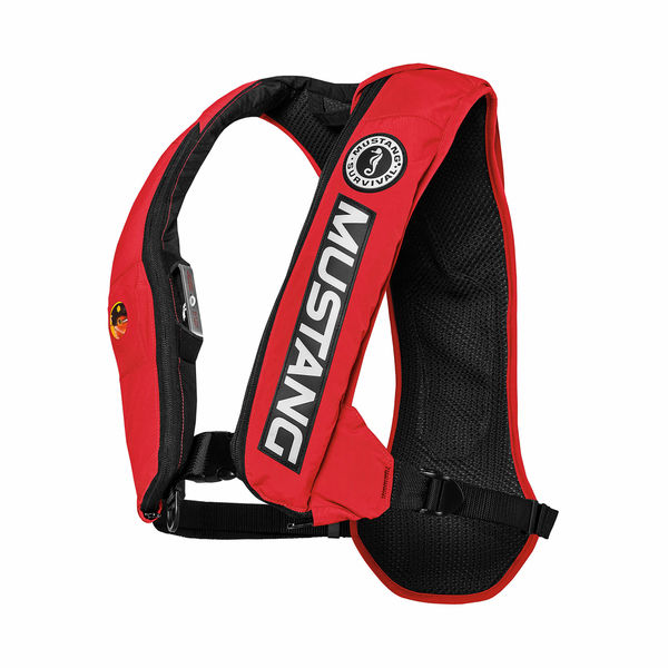 Mustang Survival PFD Review