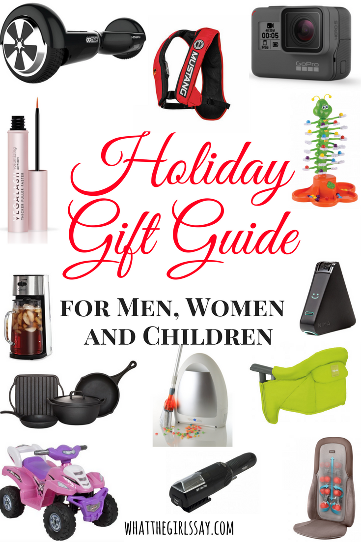 Holiday Gift Guide 17 -Gifts for Her- Gifts for Him - Gifts for Kids- Gifts for Teenagers- Holiday Gift ideas