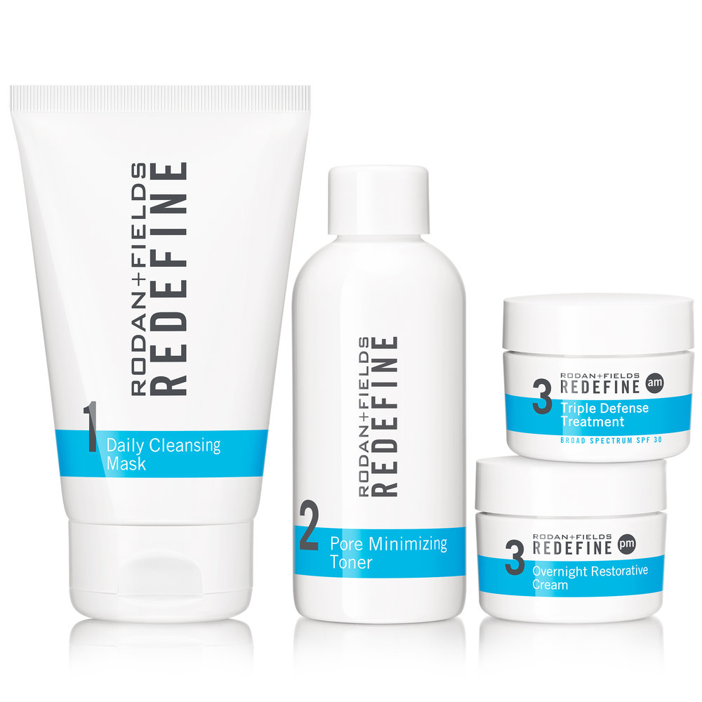 Rodan and Fields Redefine regimen