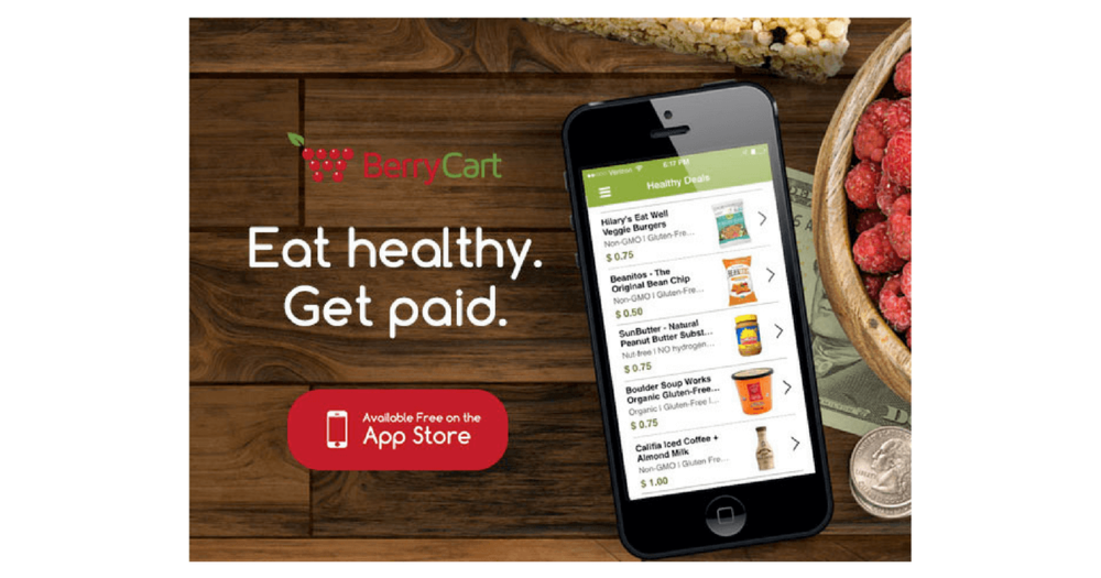 BerryCart - Phone Apps to save you money on groceries