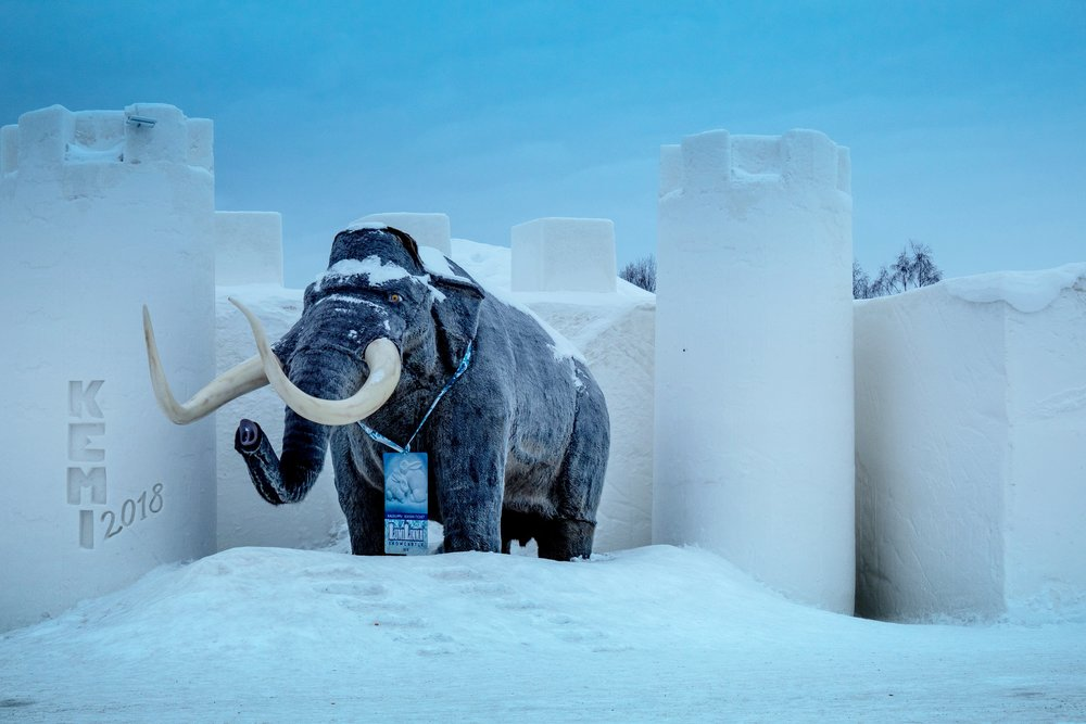 Snow Castle Kemi Finland - Snow Hotels in Lapland Finland