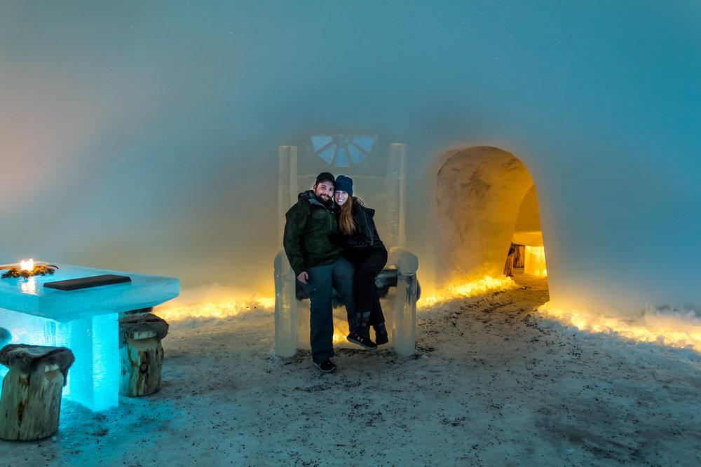 Northern Lights Village - Things to do in Lapland Finland - Saariselka