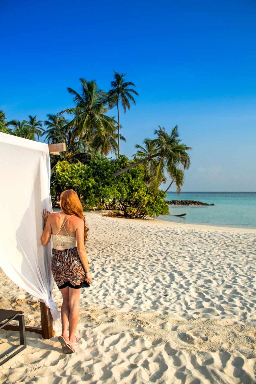 robinson Club Noonu Review - All inclusive resort in Maldives