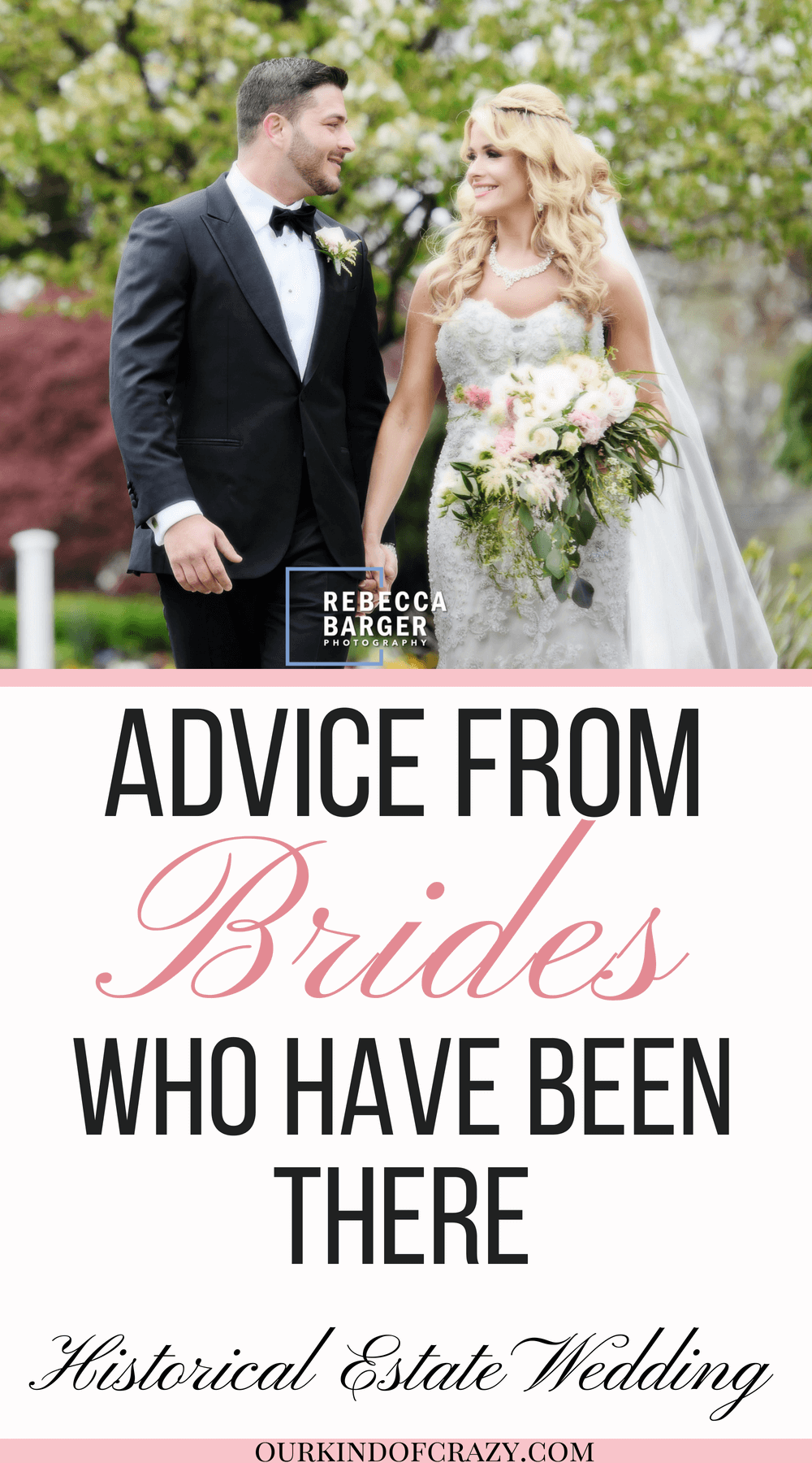 Wedding Advice from Brides who have been there