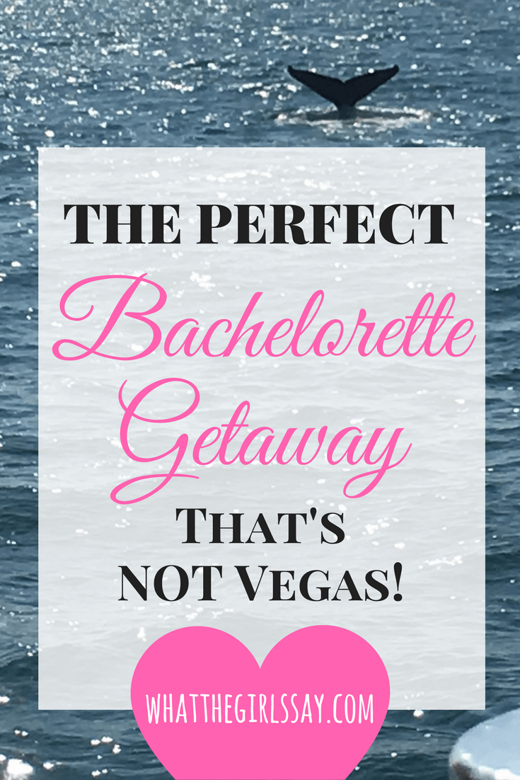 Bachelorette ideas in California