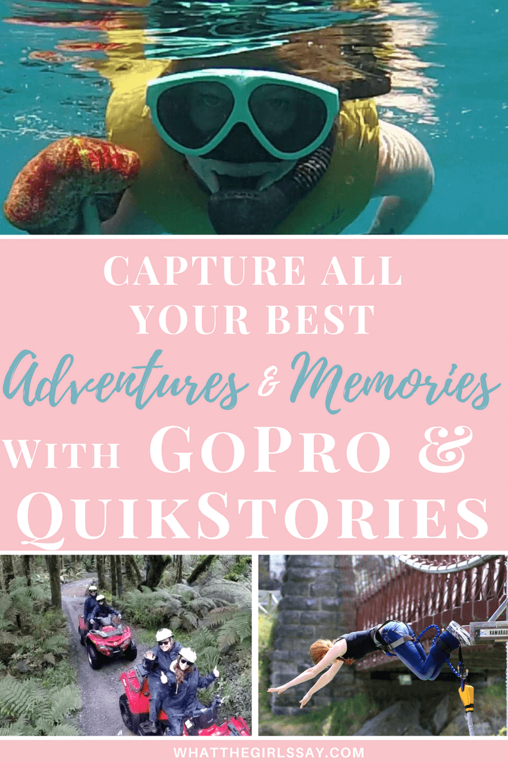 GoPro and QuikStories - Go Pro Hero 5 Black - GoPro ideas, GoPro Pictures, GoPro Fun!