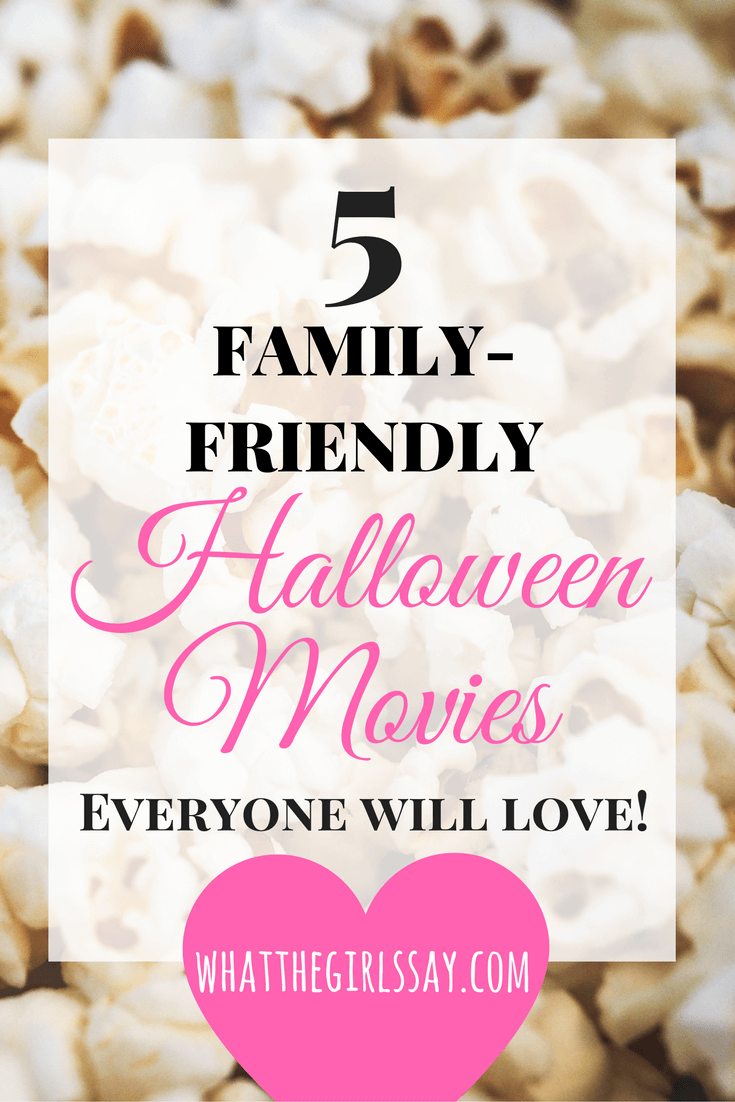 Top 5 Family-Friendly Halloween Movies — Our Kind of Crazy