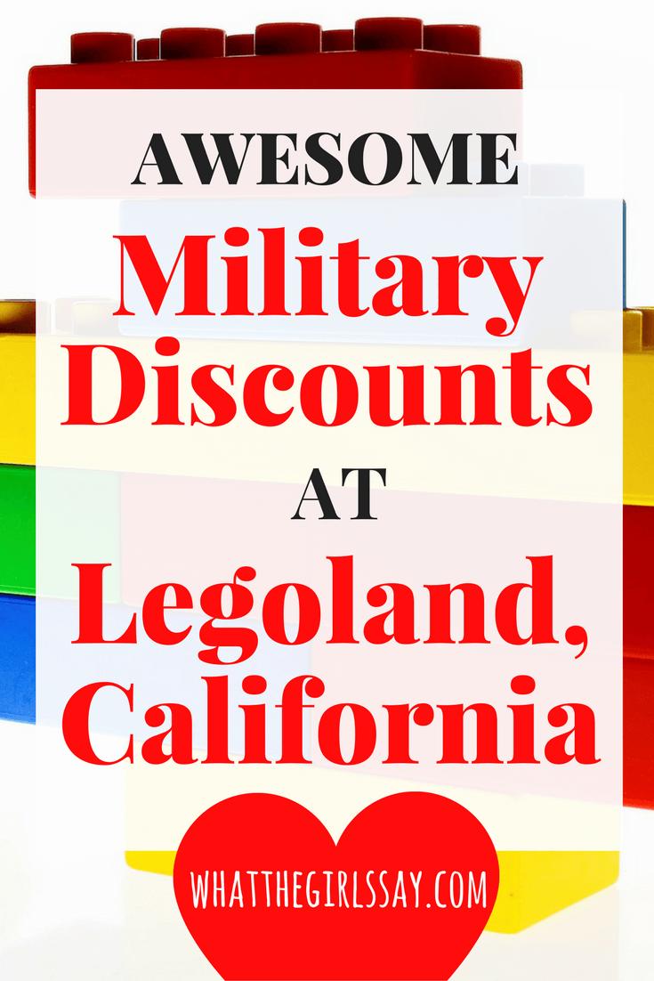 Legoland Military Discounts - How to save money at Legoland