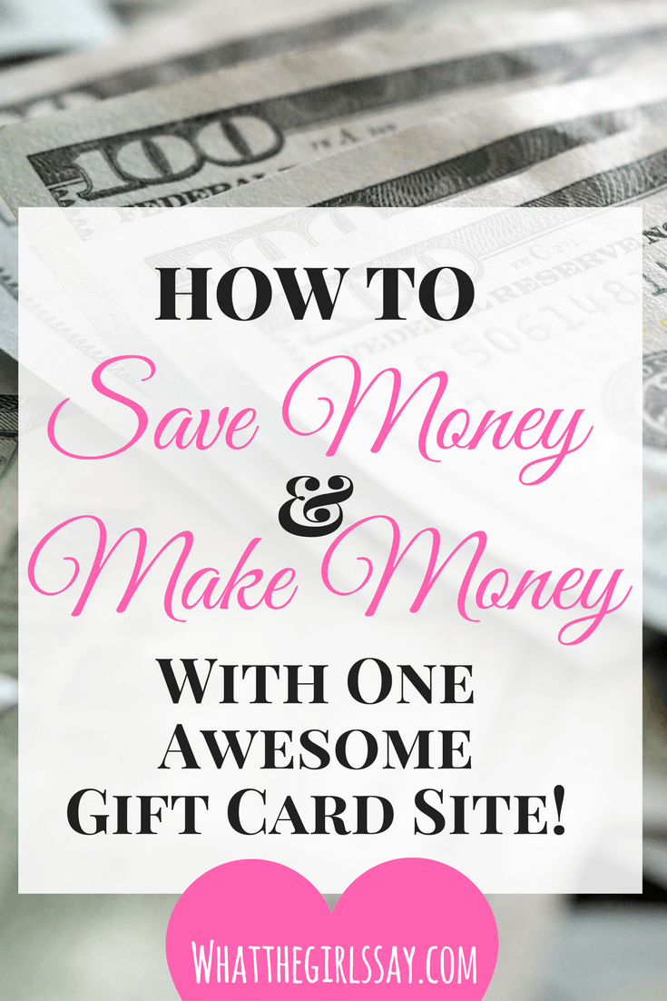 How to Save money and make money with raise.com - whatthegirlssay.com