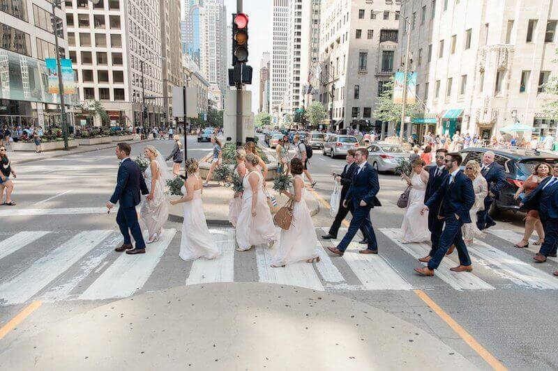 Chicago Tribune Tower Wedding, Best Wedding Advice for Brides