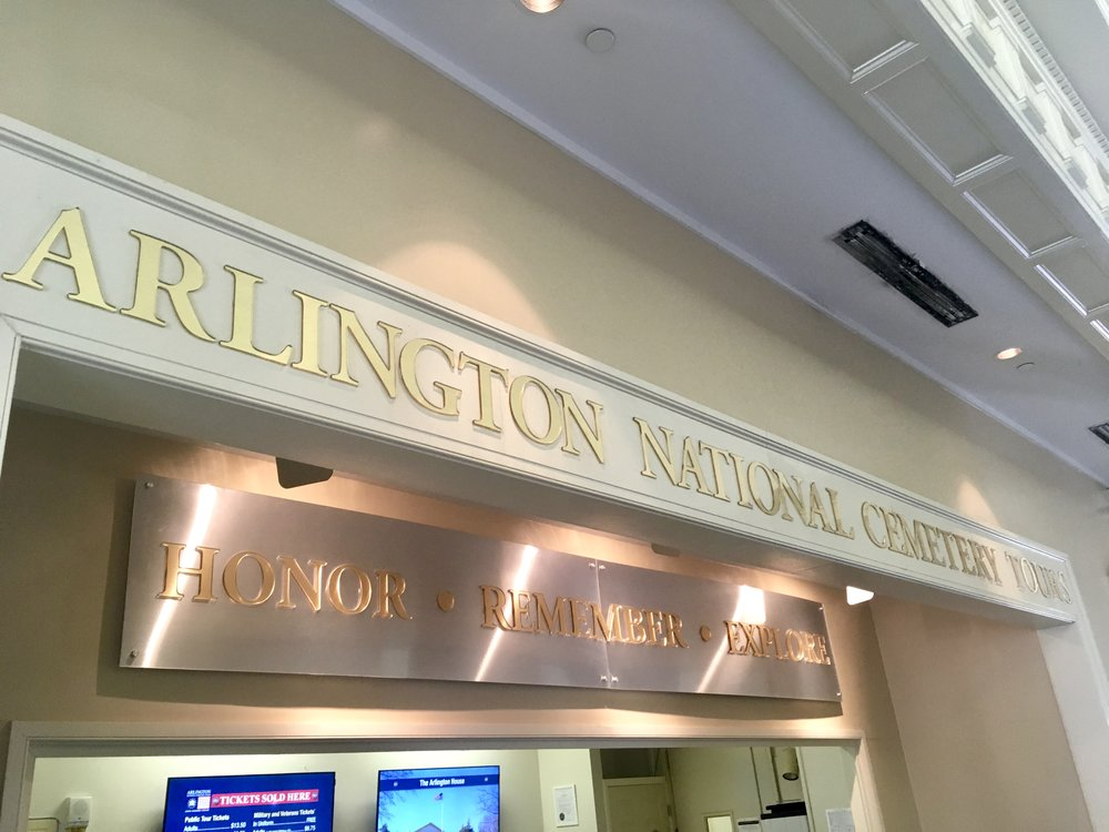 Arlington National Cemetery Tour Ticket Office
