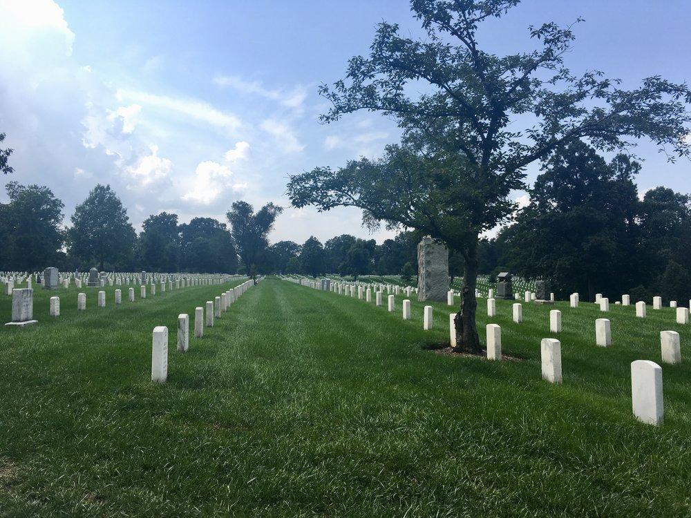 Arlington National Cemetery Gravesites