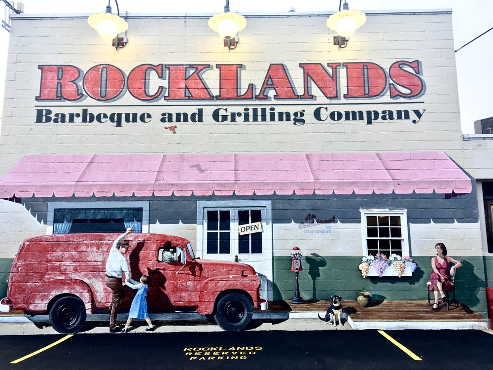 Rocklands Barbecue And Grilling Company in Arlington, Virginia