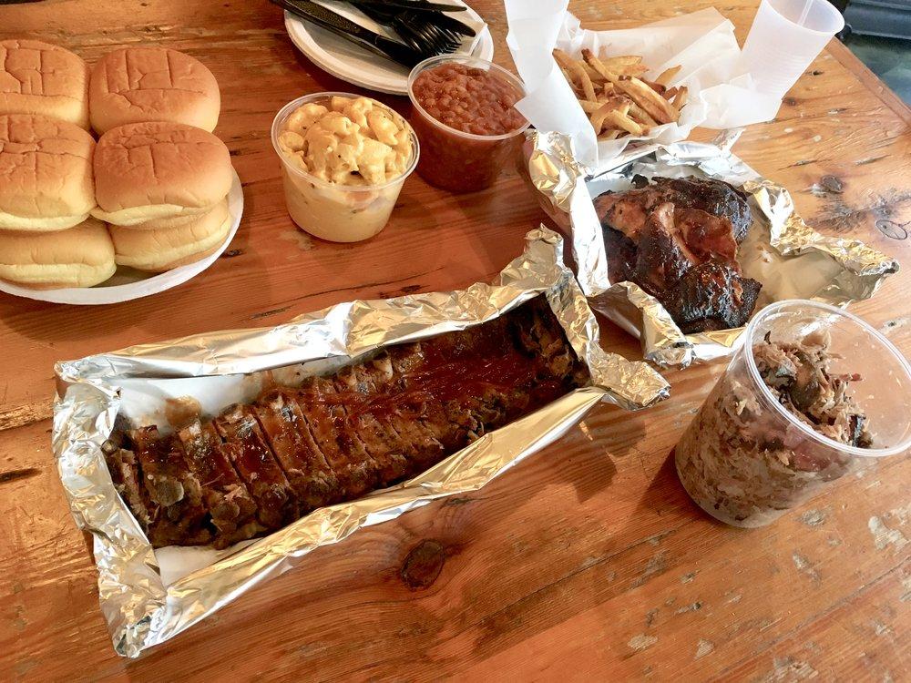 Rocklands BBQ and Grilling Company - Arlington, Virginia