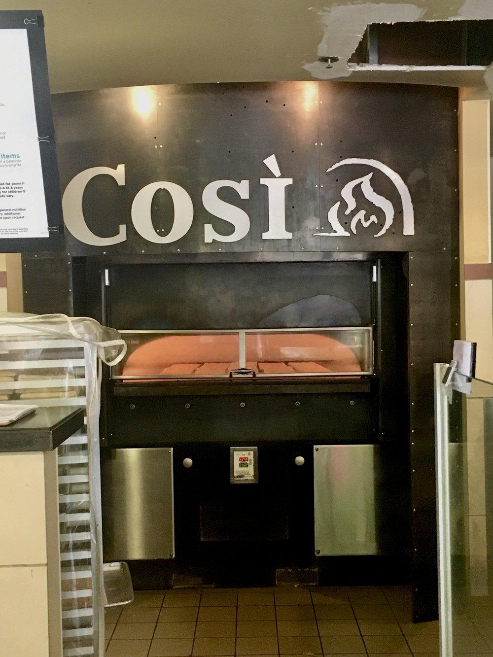 Cosi Restaurant arlington Virginia