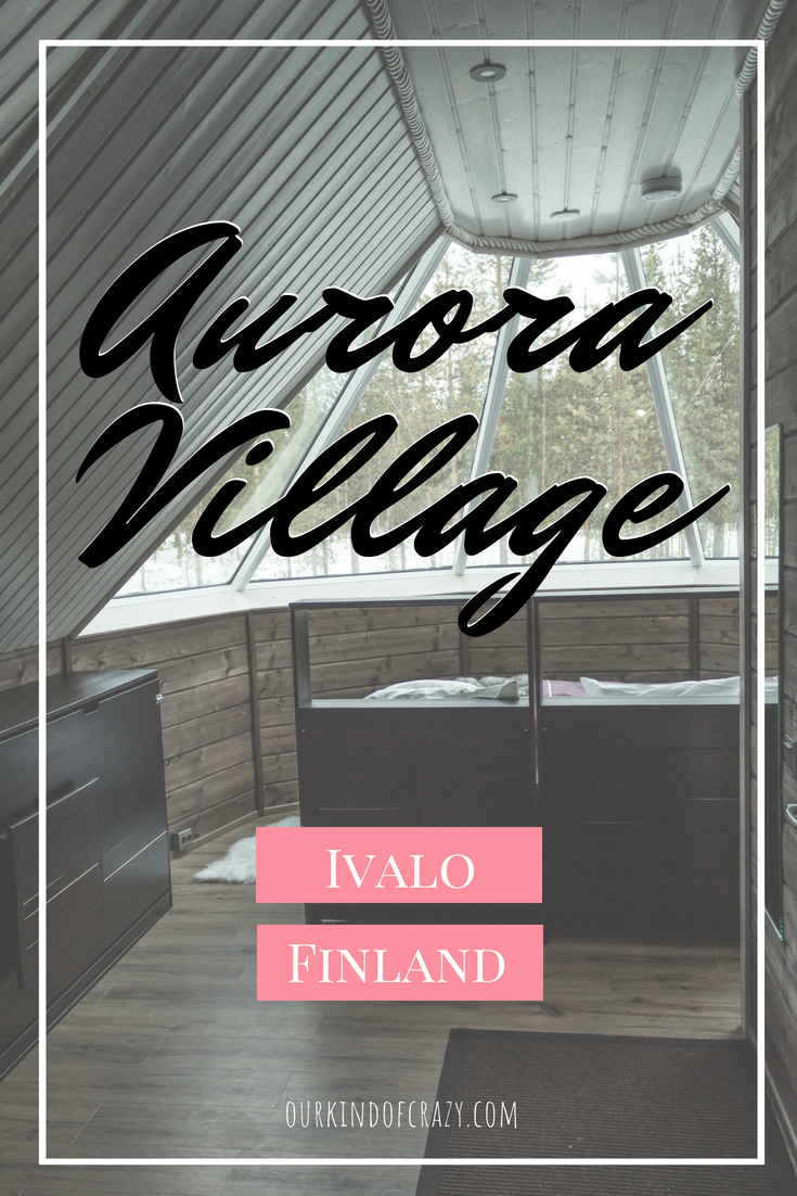 things to do in Ivalo Finland - where to stay in Ivalo
