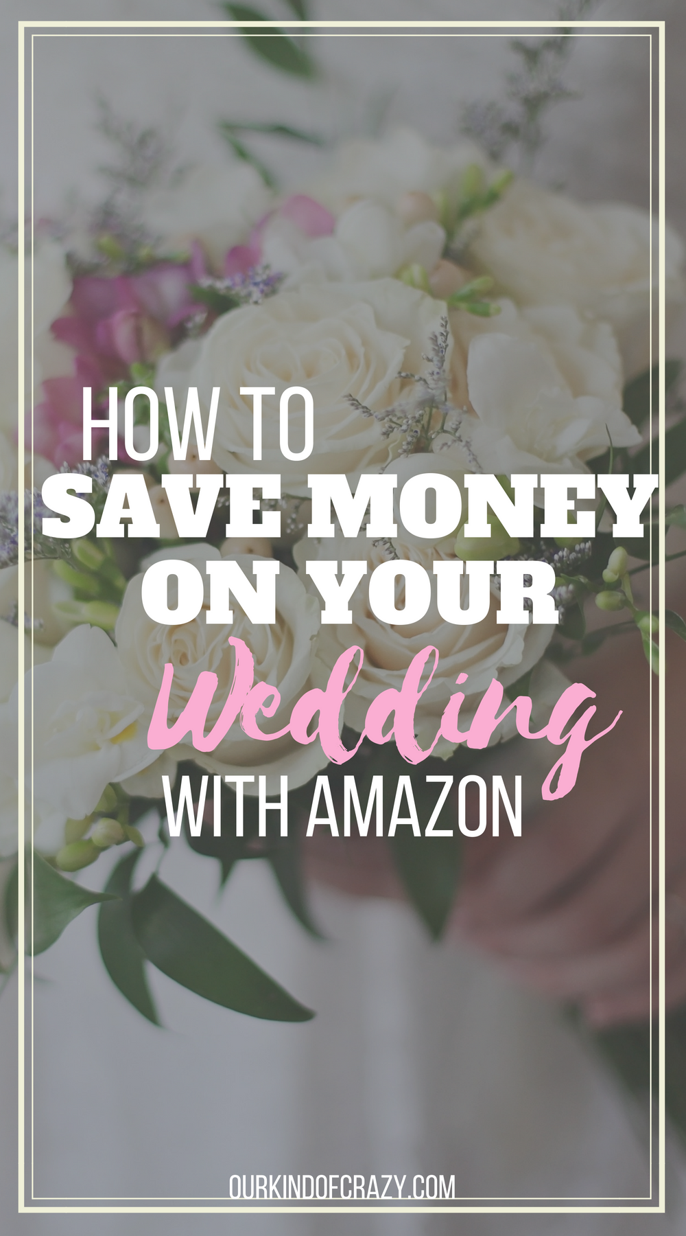 How to Save Money on Your Wedding with Amazon