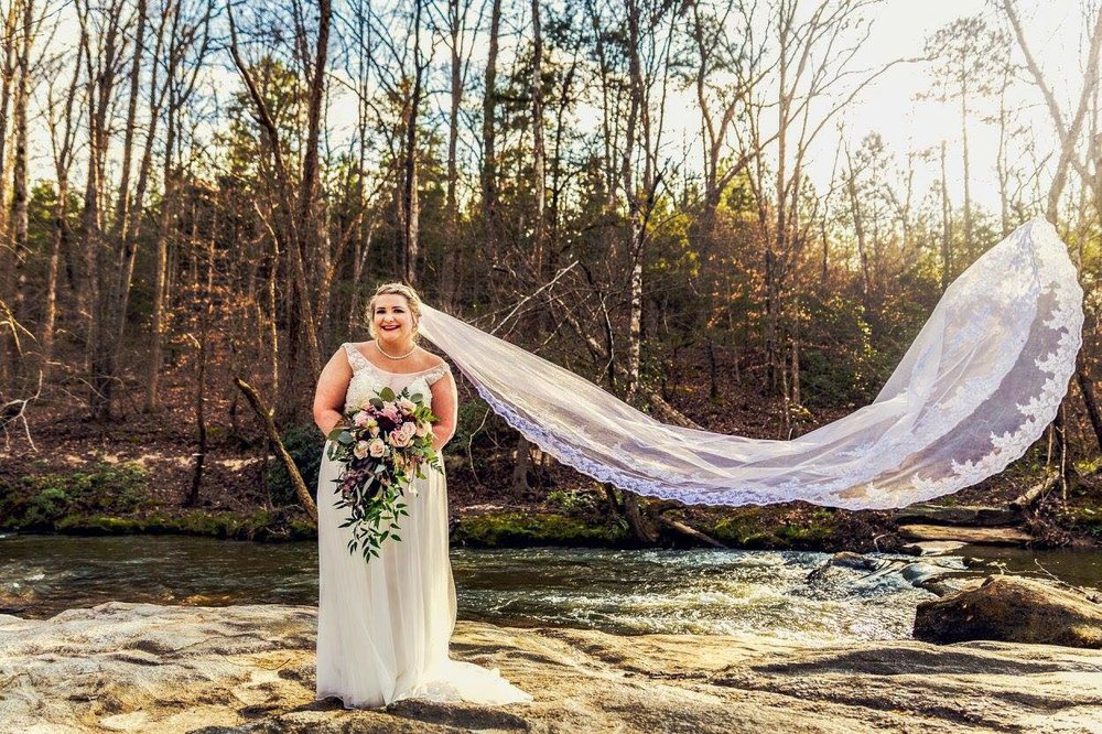 Amazon Veil on Real Brides Reviews