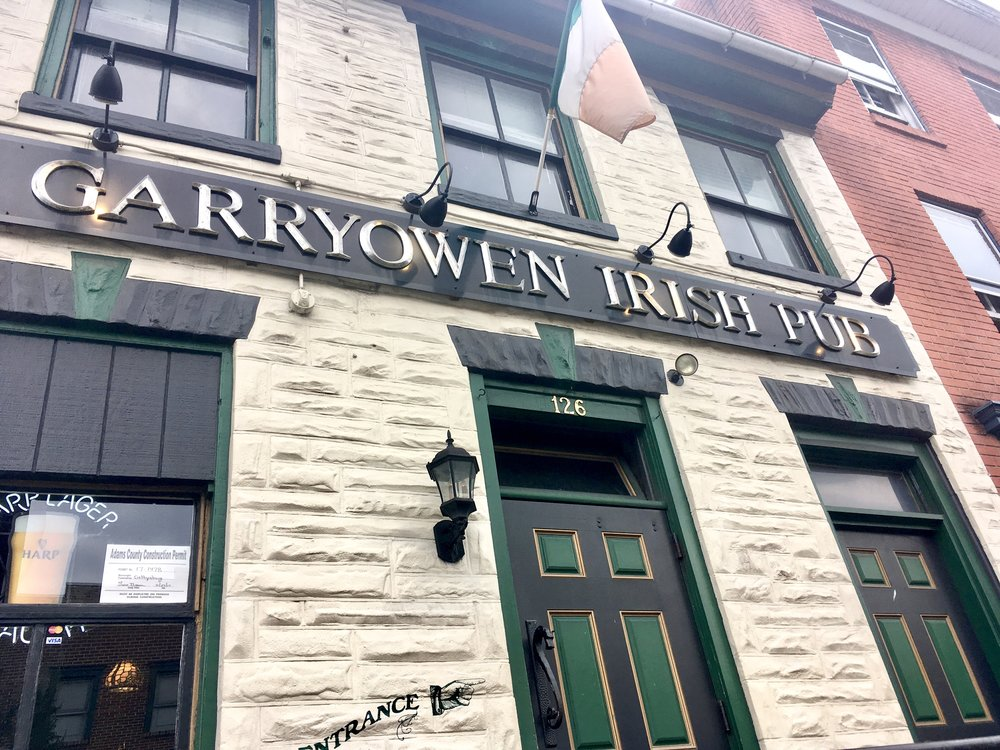 Garryowen Irish Pub-gettysburg