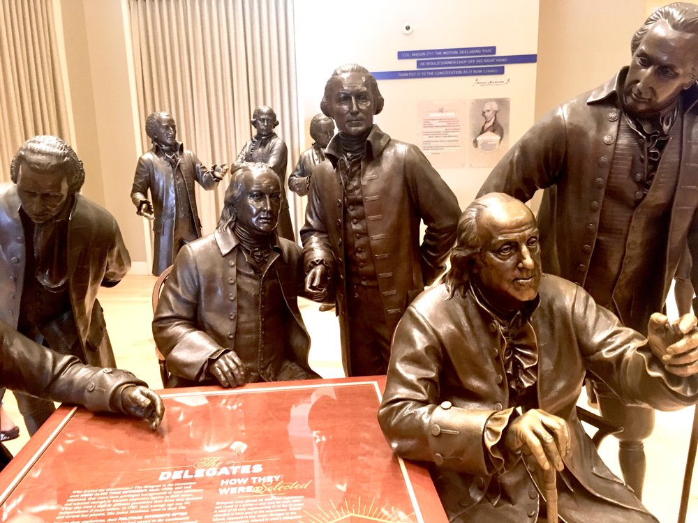 national constitution center Philly