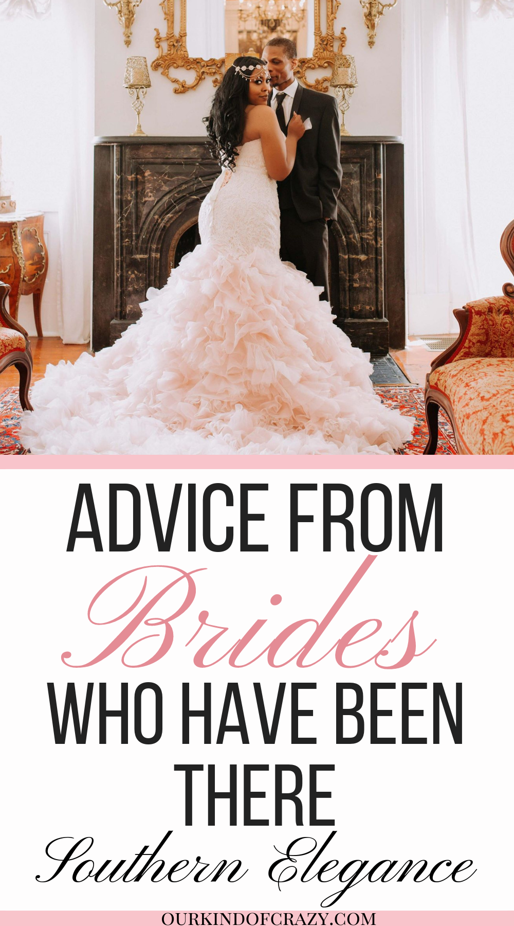 Wedding Advice from Brides who have already planned their wedding! Southern Elegance Wedding
