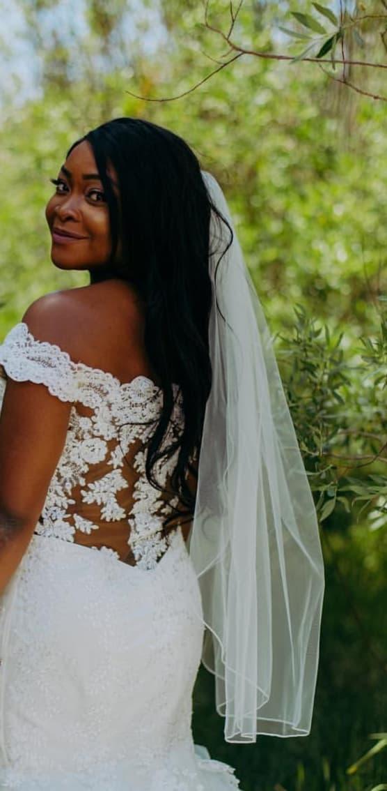 Cheap Wedding Veils from Amazon