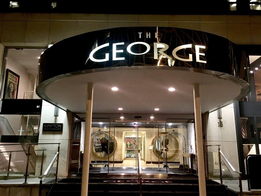 Kimpton George Hotel Washinton DC