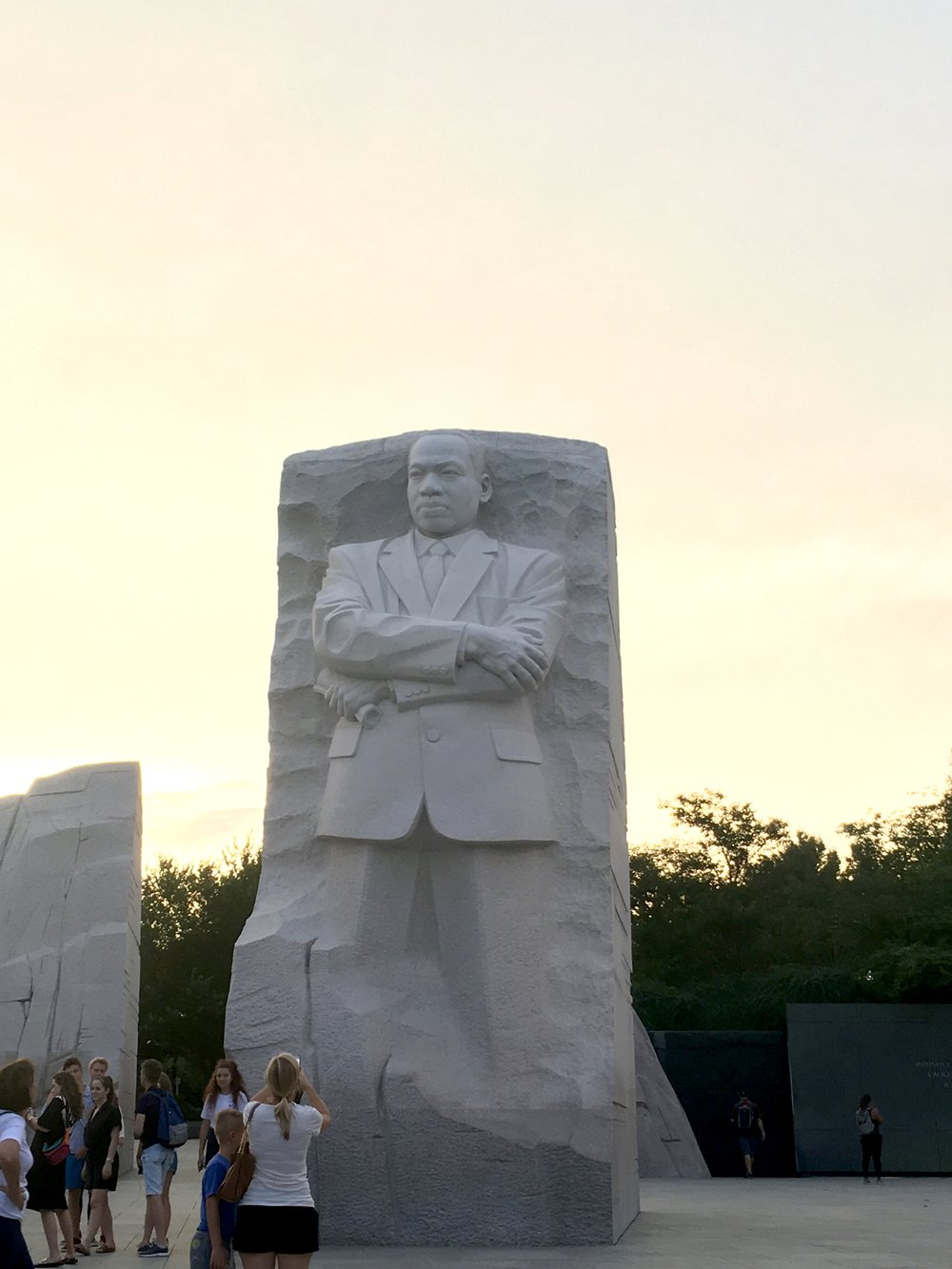 Martin Luther King Memorial Washington DC