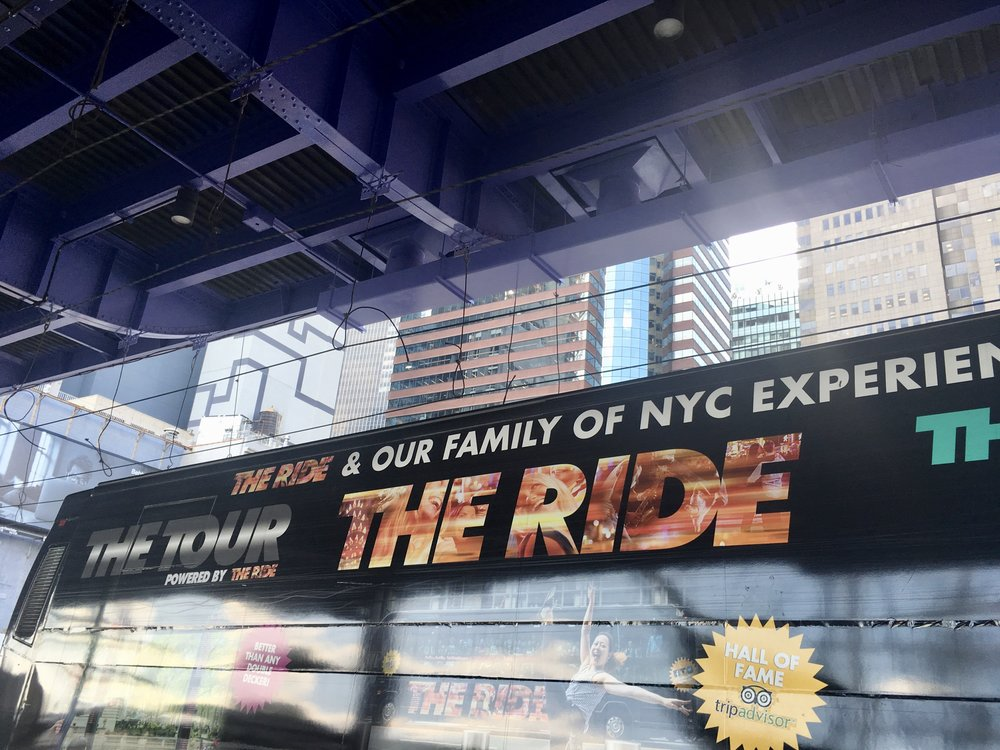 the ride brooklyn experience