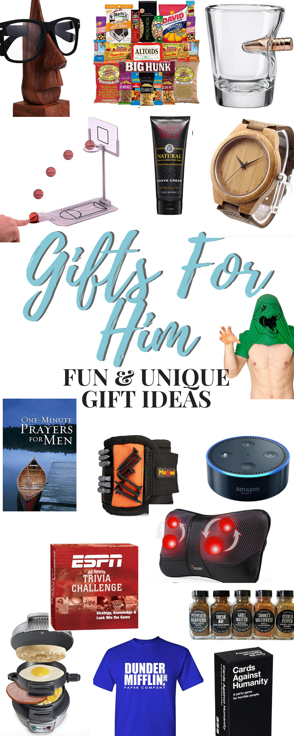 Gift Ideas For Him — Our Kind of Crazy