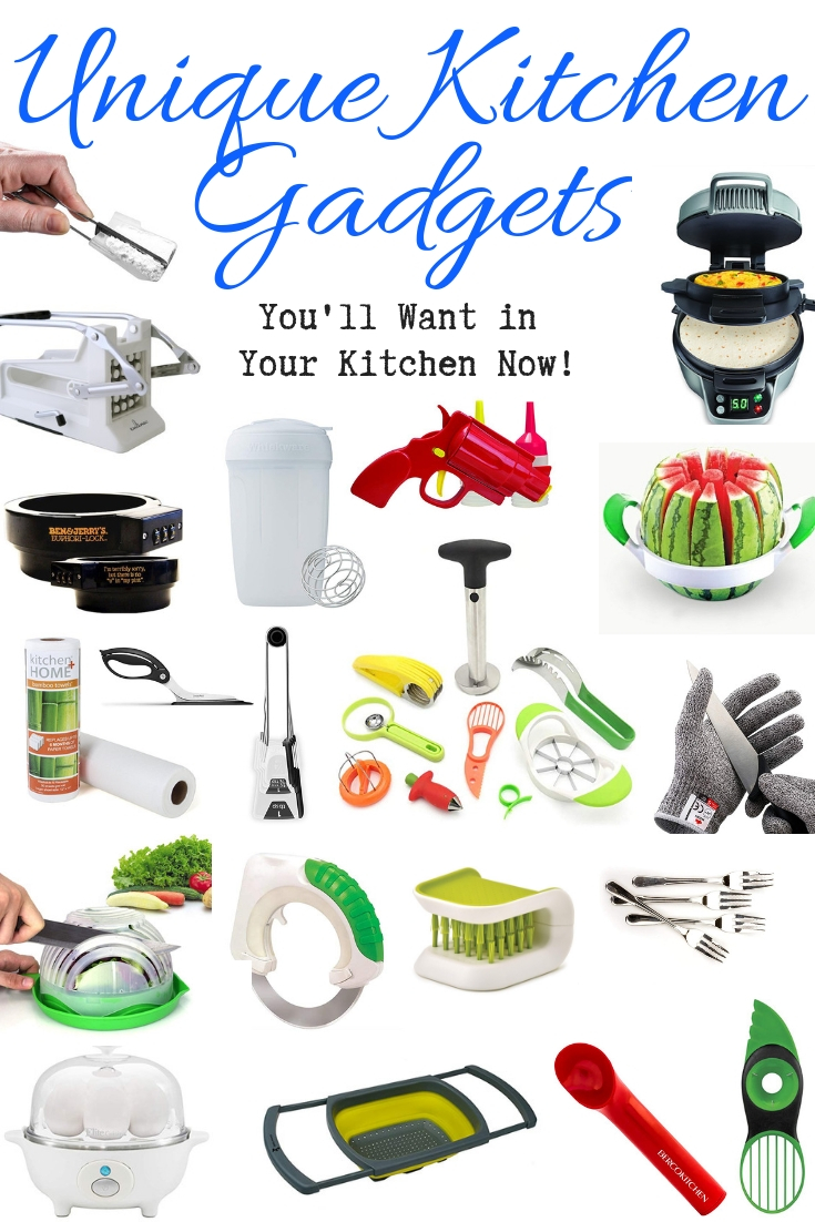 Unique Kitchen Gadgets You\'ll Wish You Had - ourkindofcrazy.com
