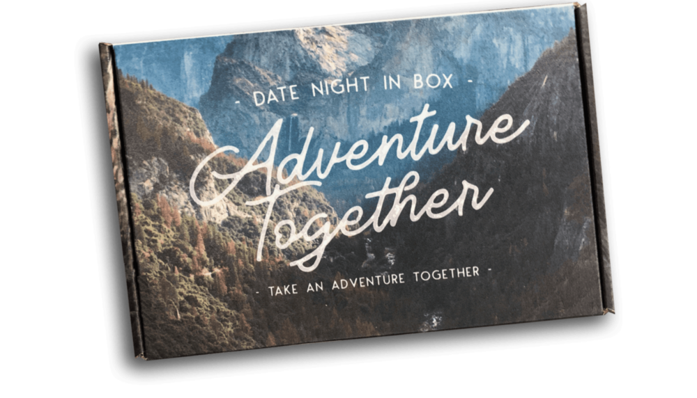 "Night In Boxes - How cool would it be to have a date that you don't have to plan yourselves? Or a date planned for you, but you never have to leave the house? We get it, life gets crazy, and sometimes it's hard to find time to get some alone time and invest in your relationship. Well, Date Night In Box has you covered. These boxes contain everything you need for a great date night in. It even has a dinner menu with a full printable grocery shopping list! No worrying about deciding whats for dinner. It's a subscription based service, but you can purchase one or a whole year. They're very flexible. Or you can gift it to a loved one. Do you have kids? No worries! Date Night In has Kids Night In Boxes. These Kids Night in Boxes ""include life lessons inspired by REAL LIFE mom adventures, a get up and move around activity, a healthy snack and more fun, all routed in an educational focus to help make memories that will last a lifetime."" Have your night totally planned for you, and enjoy the surprises that come with it, with these Night In Boxes."