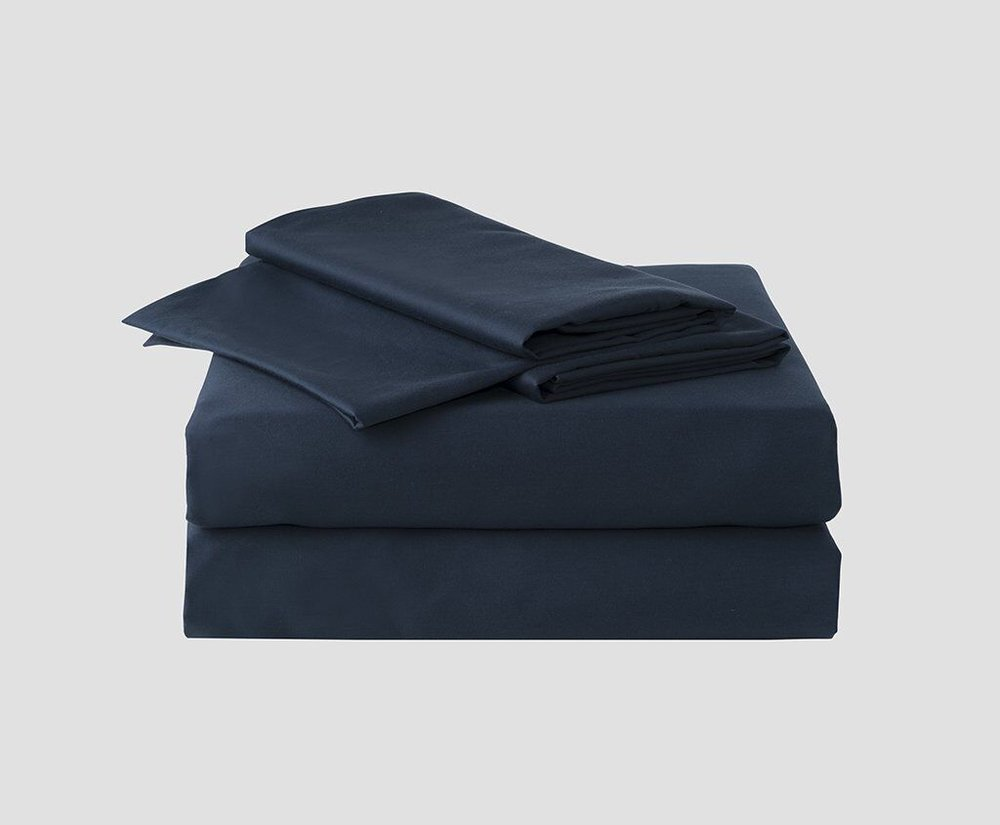 "CLOUDTEN SATEEN SHEET SET - Ok, we get it, most guys don't necessarily pay attention to, or really care about the sheets they sleep on…but, they might change their mind after they try these out. These Sateen Sheets were selected as GQ's world most comfortable sheet set after hundreds of blind feel tests. That's gotta tell you something! These sheets are made from 100% Imported Egyptian Cotton. This luxury bedding is silk soft and oh so smooth. They'll start noticing their sheets for sure. It also comes with a ""100 Night, No Questions Asked, Customer Satisfaction Trial."" And all sheet sets are the same price no matter what color or size, so no tricky pricing. They tend to sell out fast, so if you see a color, be sure to grab it, so you don't end up on the waiting list. No wonder these are better than Cloud Nine…they're cloudten!"