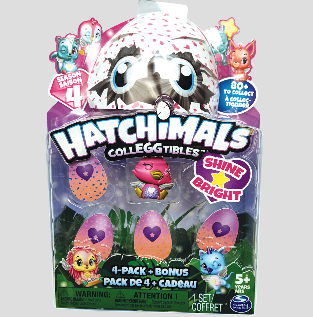 Spin Master toys - Hatchimals, TechDeck, Kinetic Sand - Spin Master has so many great brands that your kids will love. Hatchimals are always a favorite in our family. It's always fun to open a little surprise and see what's inside, which makes these Hatchimals CollEGGtibles such a great gift. It comes with 4 eggs the kids can crack open and see their favorite Hatcnhimal surprise. The Kinetic Sand line has always been a good time for the kids…ok, and the adults too. Your kids can play with sand without it getting all over the house. You can shape and mold it to create anything you can imagine. And, it never dries out! Grab the Beach Day Fun kit, and you'll be building sandcastles in no time. Last but not least, there's TechDeck. TechDeck is a fun line of mini skateboards and accessories. You can wheel them around with your fingers and learn new tricks. They have lots of accessories to go with them, and you can even build your own skatepark with all the ramps and rails, etc.