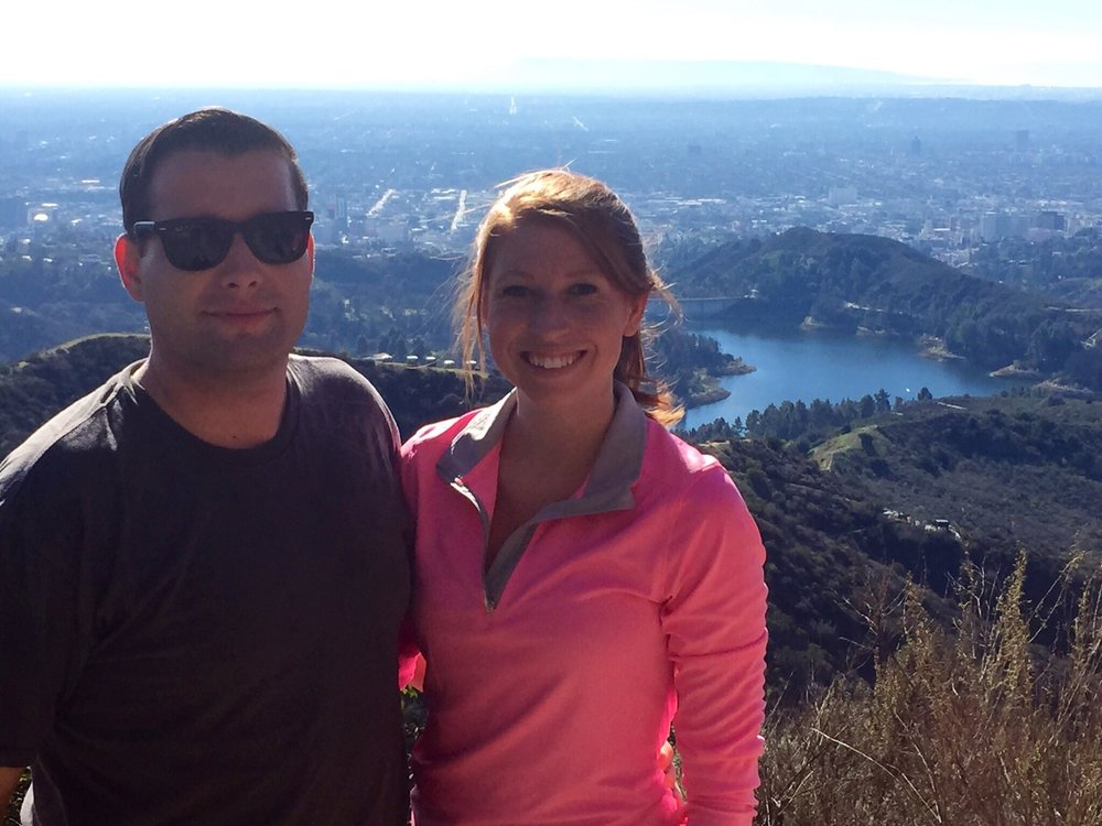 hiking in LA free date idea for valentines day
