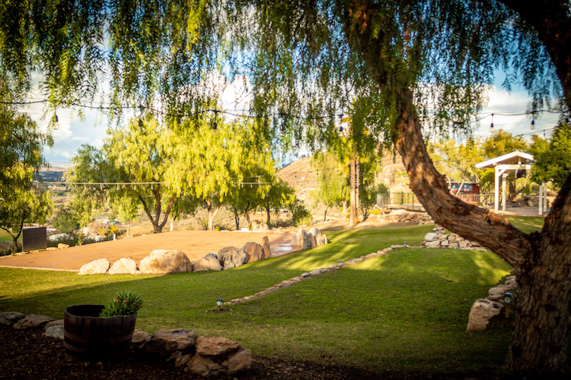 Southern California Wedding Venues. Best Outdoor Ceremony and Reception Venue in Temecula, Ca