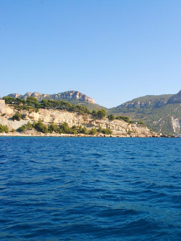 Provence France Visit the famous Calanques National Park