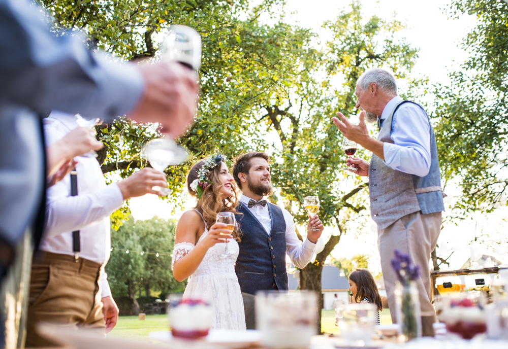 Tips for Having a Backyard Wedding