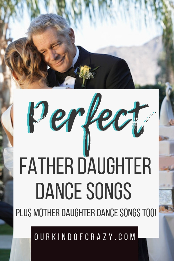 Father Daughter Dance Song Ideas for your wedding