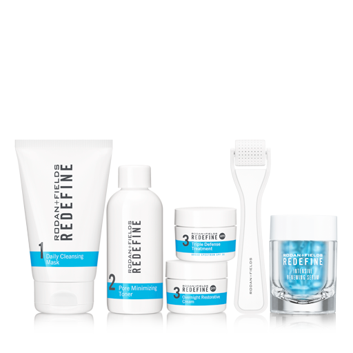 Rodan and Fields AMP it up