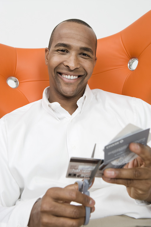 Cutting Credit Cards for Financial Freedom