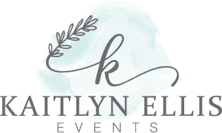 Kaitlyn Ellis Events - Okanagan Wedding Planner and Florist
