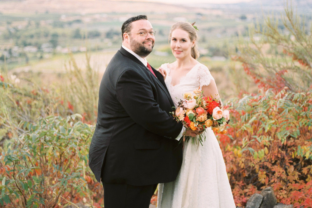 Kelowna Wedding Florist